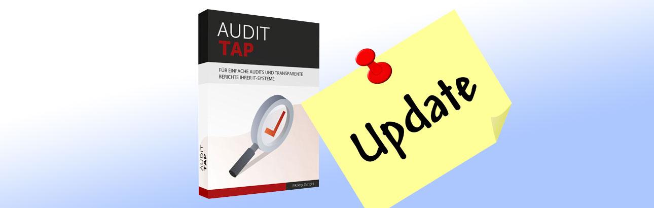 Audit TAP Update (Bild: FB Pro Gmbh / Pixabay)