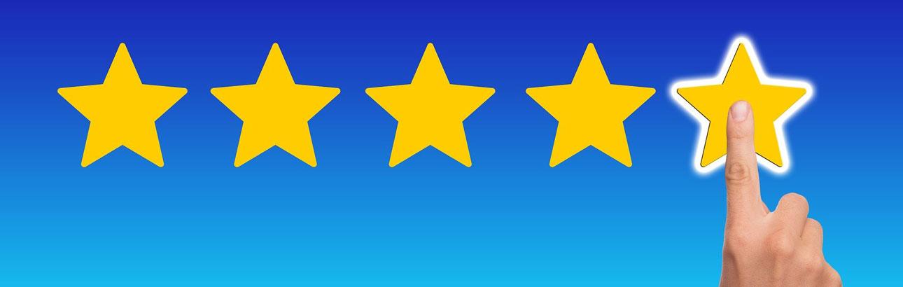 Bewertungen (Bild: Pixabay)