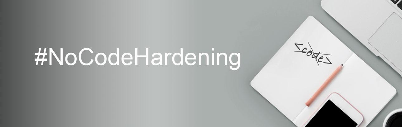 #NoCodeHardening (Bild: Adobe Stock)