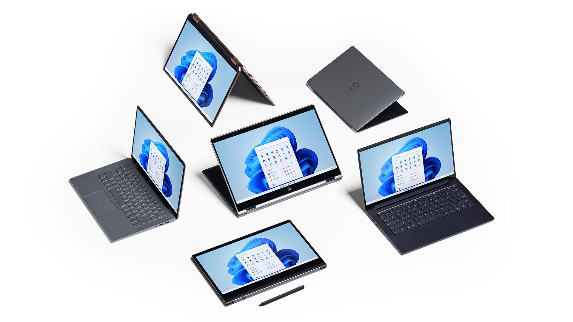 Windows 11 (Bild: Microsoft)